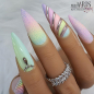 Preview: nailARTS Silikon Hand Palmina